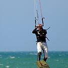 Kitesurfing...... by Stephie Butler