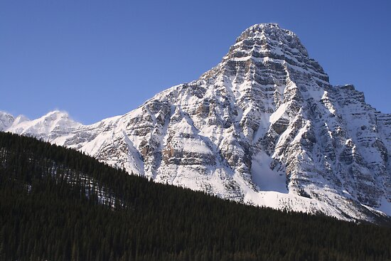 Rocky Mountains Icefields Hwy by Tiffany Vest