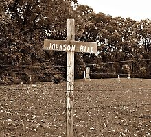 Johnson Hill by Tracy DeVore