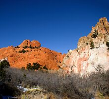 Garden of the Gods Landscape 1 by KaylynneM