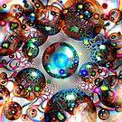 'Bubbles in a Dream' by Scott Bricker