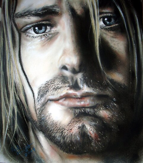 Cobain - Read My Eyes by Paul Knight
