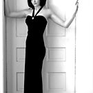 Long Cool Woman in a Black Dress by Jerame    *
