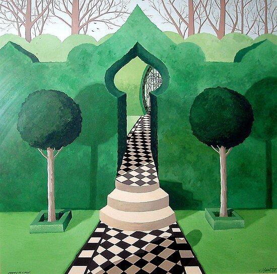 secret garden by vickymount