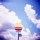 Golden Arches of the Sky by Leanne Smith