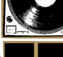 I DJ New York  Sticker