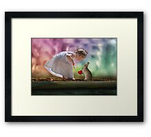 Darling Friends Framed Print