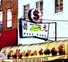 Meat Store by RobertCharles