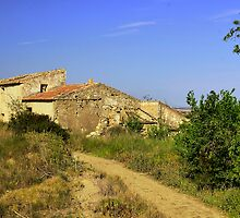 Abandoned Finca by Squealia