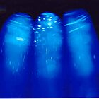 'Blue Trinity' by Tracey Boulton
