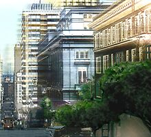 San Francisco by J O'Neal