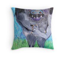 Urgal Throw Pillow
