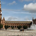 Spanish square - seville by louise1876