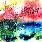 Bushfire by Tezz