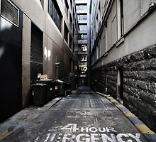 24 Hour Access by Alvin Wong
