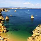 Lagos, Portugal by Alison Simpson