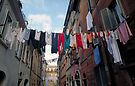 Clothing line in Rome by Sandro Rossi