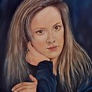 """""""Laura"""" - Oil Painting by Avril Brand"""