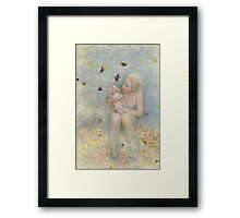 To Love and Be Loved Framed Print