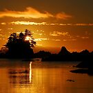 Golden Sunrise by DJ LeMay
