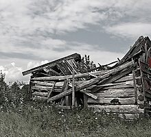 Decrepit Shack by sundawg7