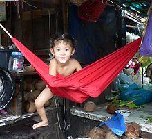 Russian Market, Phnom Penh, Cambodia by John Mitchell