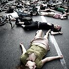montreal die-in by KreddibleTrout