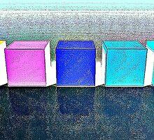 Cubes by munggo2