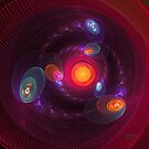 'Orbits' by Scott Bricker