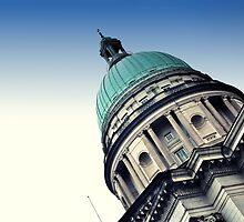 Old Supreme Court by Loriene Perera
