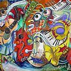 Influence of Music by yevdokimov