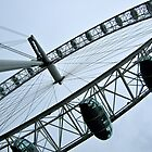 London Eye! by Jonathan Jones