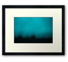 Night Falls Framed Print