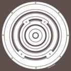 Mandala 37 Bass Simply White by sekodesigns