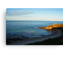 Before The Sunset! Canvas Print