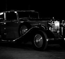 Rolls Royce by Noel Elliot