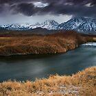 Owens River Storm by Nolan Nitschke