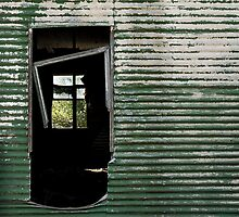 Doorway to a Forgettable Past by JimFilmer