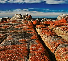 Red Rocks by traveller