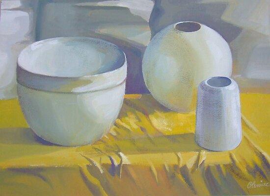 Vases by Elena Oleniuc