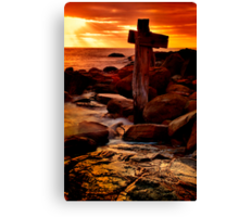 """Merciful Morning"" Canvas Print"