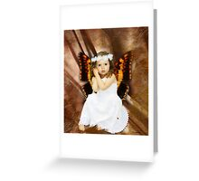 The Little Fairy Greeting Card