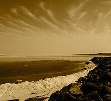 Spring Wakes Ocean - S by EliTynan