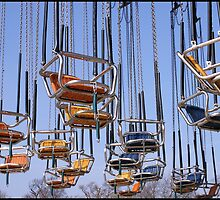 Flying Chairs by Jazzdenski