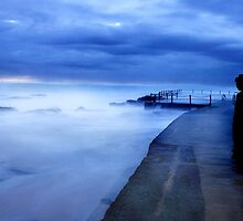 Avalon mist  by Jennifer Promenzio