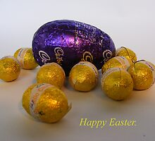 Happy Easter to every body !!!! by Esther's Art and Photography