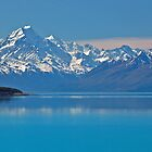 The Southern Alps by Andy  Christopherson