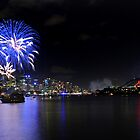 New Years Sydney by nixphotopix