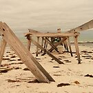 Old Telegraph Station, Great Australian Bight by mystery
