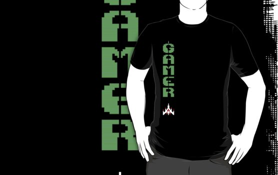 Gamer by Matt Simner